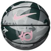 Nike KD IX Mini Basketball -  Kevin Durant - Grey / Dark Green