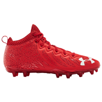 Under Armour Spotlight Select Mid MC - Men's - Red