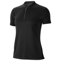 Nike Dry Fairway Blade Golf Polo - Women's - Black
