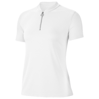 Nike Dry Fairway Blade Golf Polo - Women's - White