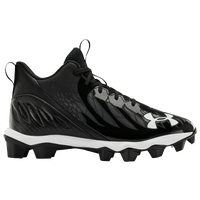 Under Armour Spotlight Franchise Mid RM JR - Boys' Grade School - Black