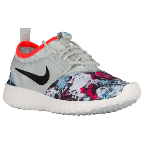 low priced f9637 530d7 Nike Juvenate - Women s - Casual - Shoes - Light Silver Black Total  Crimson Dark Turquoise