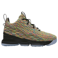 f5723bbb8f2b5 Nike LeBron 15 - Boys  Preschool - Lebron James - Multicolor   Black