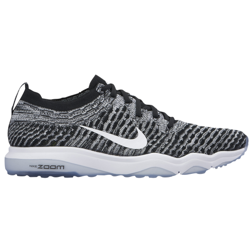 23e9750de8e8 Nike Air Zoom Fearless Flyknit - Women s - Training - Shoes -  Black White Cool Grey