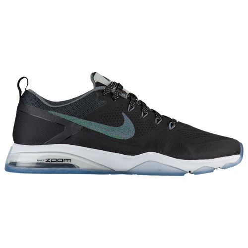 Nike Air Zoom Fitness - Women's - Training - Shoes - Black/Pure  Platinum/Metallic Silver