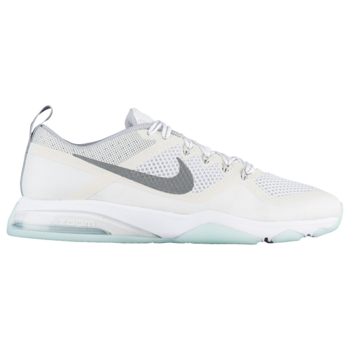 Nike Zoom Fitness Women's Training Shoes White/Black nG5296R