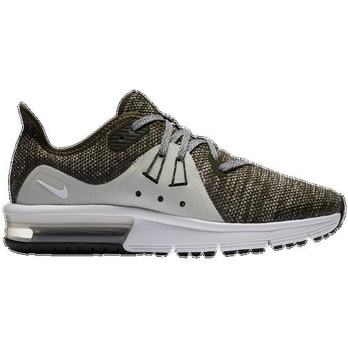 a30cdccd2b6f Nike Air Max Sequent 3 - Boys  Grade School - Running - Shoes - Sequoia Summit  White Light Bone Pure Platinum