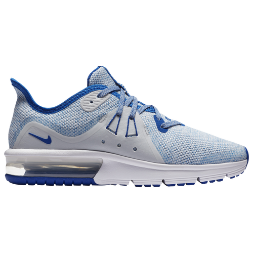 7f63216c03b Nike Air Max Sequent 3 - Boys  Grade School - Running - Shoes - Game ...