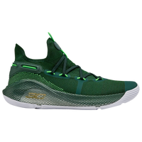 Under Armour Curry 6 - Men's -  Stephen Curry - Green