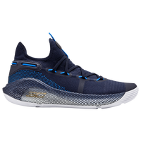 Under Armour Curry 6 - Men's -  Stephen Curry - Black / Blue