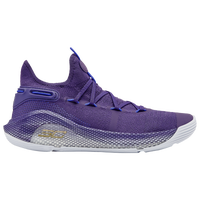 Under Armour Curry 6 - Men's -  Stephen Curry - Purple