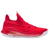 Under Armour Curry 6 - Men's -  Stephen Curry - Red