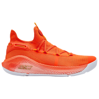 Under Armour Curry 6 - Men's -  Stephen Curry - Orange