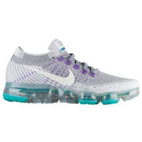 Women's Nike Air VaporMax Flyknit 'Summit White & Hydrogen Blue