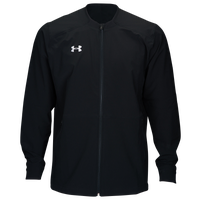 Under Armour Team Woven Warm-Up Jacket - Men's - Black