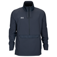 Under Armour Team Swoven 1/2 Zip - Men's - Grey