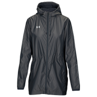 Under Armour Team Windbreaker Jacket - Women's - Grey