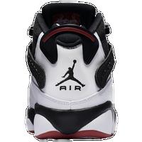 b396890b3a5537 Jordan 6 Rings - Men s - Basketball - Shoes - Black Matte Silver White
