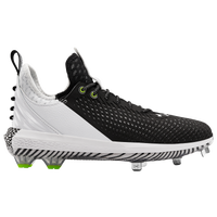 Under Armour Harper 5 Low ST - Men's - Black / White