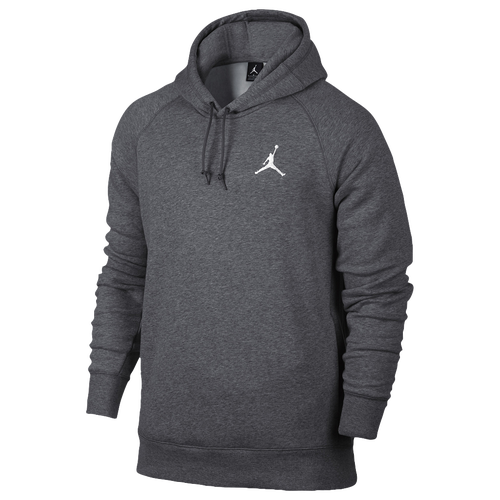 jordan clothing. jordan flight fleece pull over hoodie - men\u0027s grey / clothing r