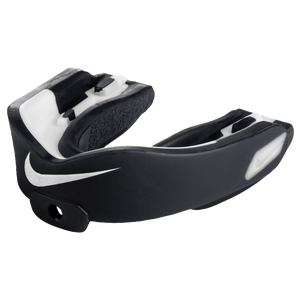 Nike Hyperstrong Mouthguard - Adult - Black/White