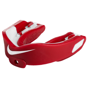 Nike Hyperstrong Mouthguard - Adult - University Red/White