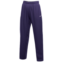 Nike Team Authentic Dry Pants - Women's - Purple / White