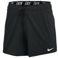 Nike Team Authentic Dry Attack Shorts - Women's - Black / White