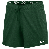 Nike Team Authentic Dry Attack Shorts - Women's - Green / White