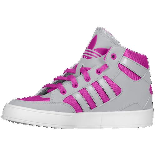 e9bc30b677d6 adidas Originals Hard Court Hi - Girls  Grade School - Basketball ...