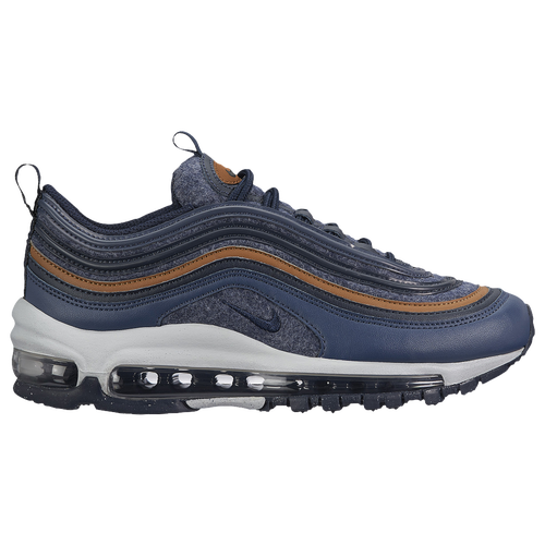 Nike Air Max '97 - Boys' Grade School - Casual - Shoes - Thunder Blue/Dark  Obsidian/Ale Brown/Dark Sky Blue
