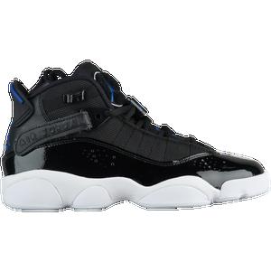 Jordan 6 Rings - Boys  Grade School - Jordan - Basketball - White Black Dark  Concord Clear 043fba5c4