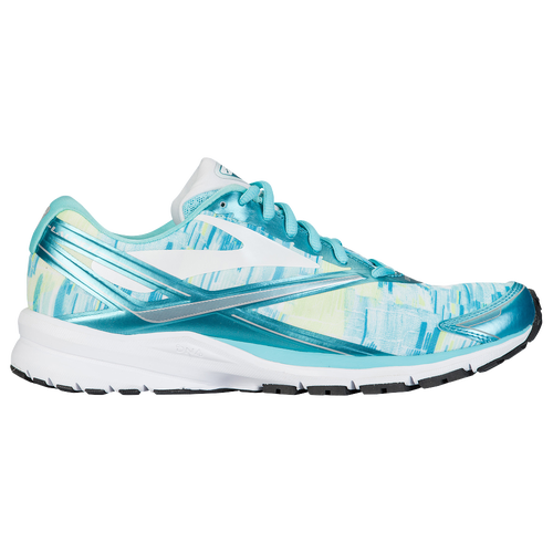 Brooks Launch 4 - Women's Running Shoes - Kabash Blue/Radiance/White 2341B486