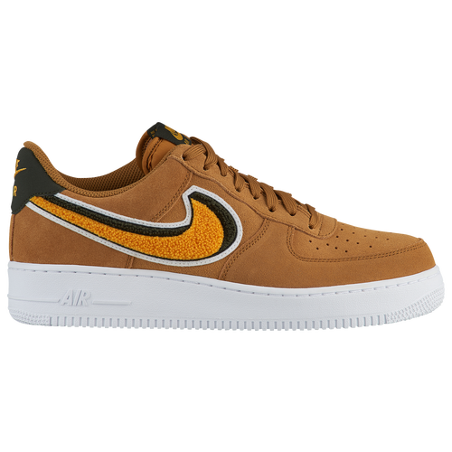 398ac906a079 Nike Air Force 1 LV8 - Men s - Casual - Shoes - Muted Bronze Yellow ...
