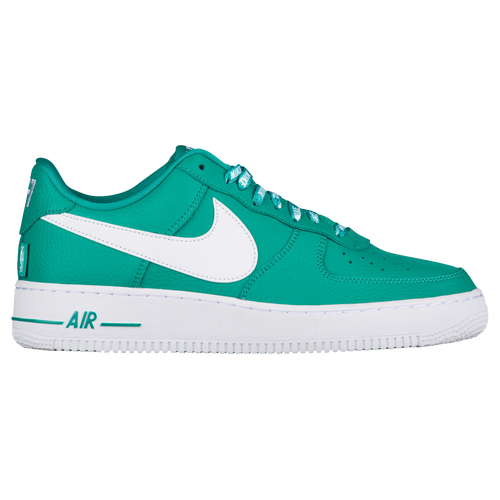 Nike Air Force 1 '07 LV8 NBA - Men's - Green / White