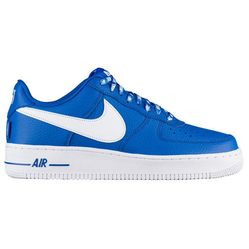 nike air force 1 blau