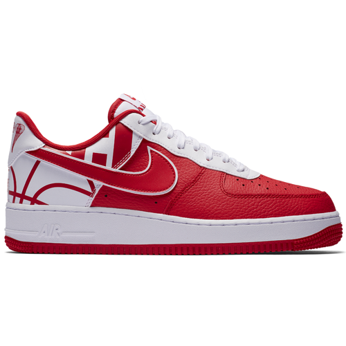 air force 1 lv8 red white and blue