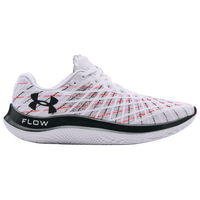 Under Armour Flow Velociti Wind - Men's - White / Pink