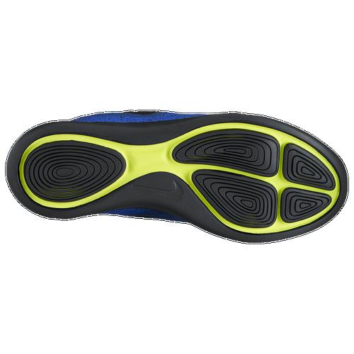 5a7bc3b933e Nike Lunarcharge - Men s - Casual - Shoes - Paramount Blue White Black Volt