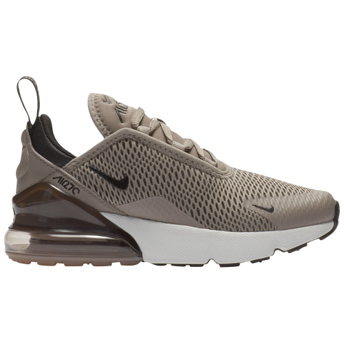 Nike Air Max 270 - Boys' Preschool - Casual - Shoes - Sepia  Stone/Black/Summit White