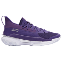 Under Armour Curry 7 - Men's -  Stephen Curry - Purple