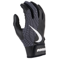 Nike Force Edge Padded Batting Glove - Men's - Black