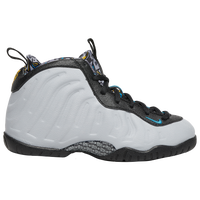 Nike Little Posite One - Boys' Preschool - White