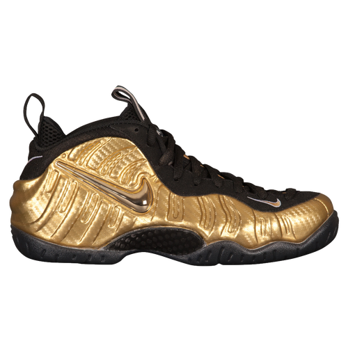 Nike Air Foamposite Pro - Men\u0027s - Gold / Black