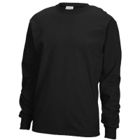 Gildan Team Ultra Cotton 6oz. T-Shirt - Men's - All Black / Black
