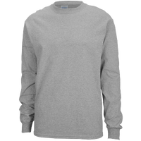 Gildan Team Ultra Cotton 6oz. T-Shirt - Men's - Grey / Grey