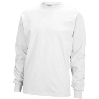 Gildan Team Ultra Cotton 6oz. T-Shirt - Men's - All White / White