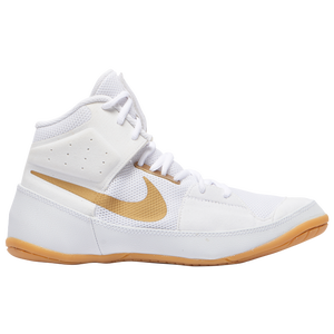 Nike Fury - Men's - White/Gold