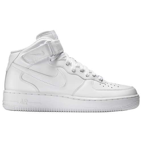 nike air force 1 mid top white