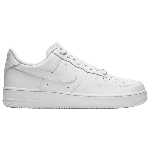 Nike Air Force 1 Casier Bas Du Pied Blanc Footaction rabais dégagement autorisation de vente combien hK6t2k